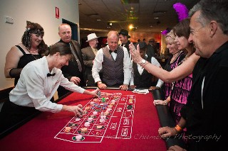 Roulette Table hire adelaide