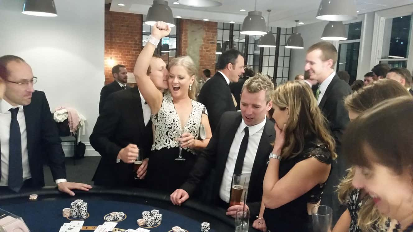 Benefits of holding a fun casino night