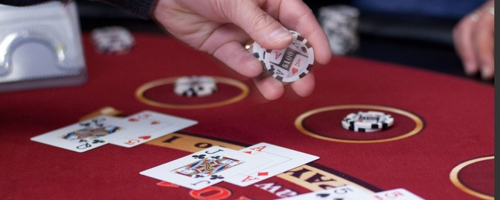 Blackjack table adelaide