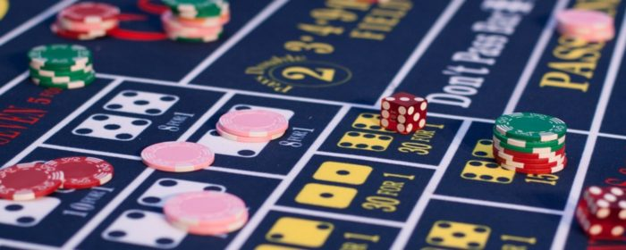 Craps Table available in Adelaide