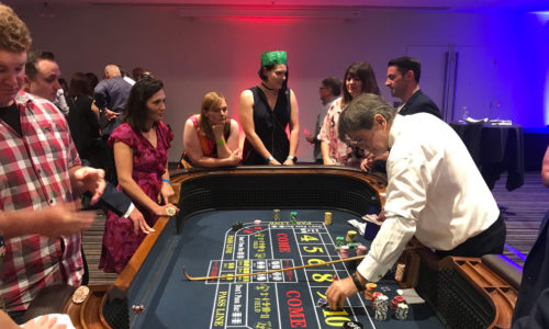 Craps Table Adelaide