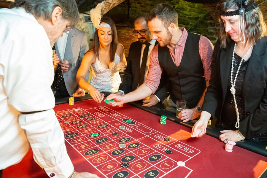 Roulette Table Adelaide