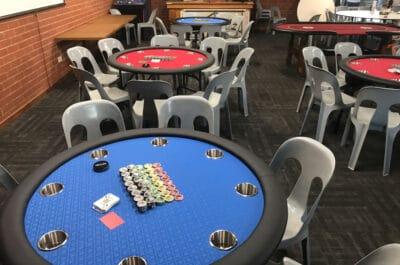 Poker Fund Raising