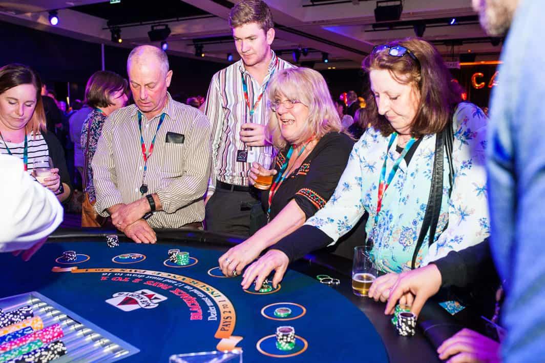 Blackjack Table Adelaide