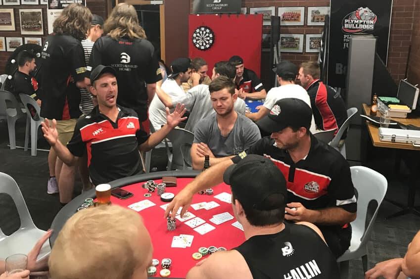 Fund Raising Poker