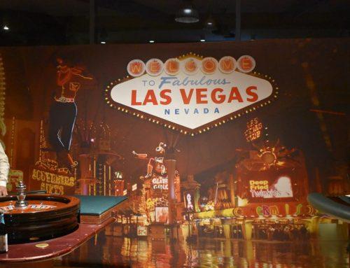 Old Vegas Backdrop
